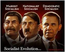 Eliminate The Socialist, Communist, Islamist Ideology